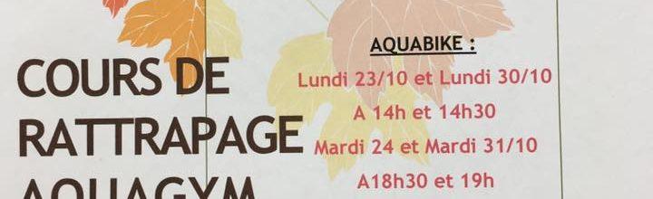Cours de Rattrapage/Essai VACANCES de TOUSSAINT